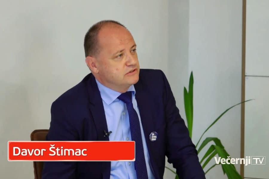 Kandidat za gradonačelnika Rijeke - Davor Štimac