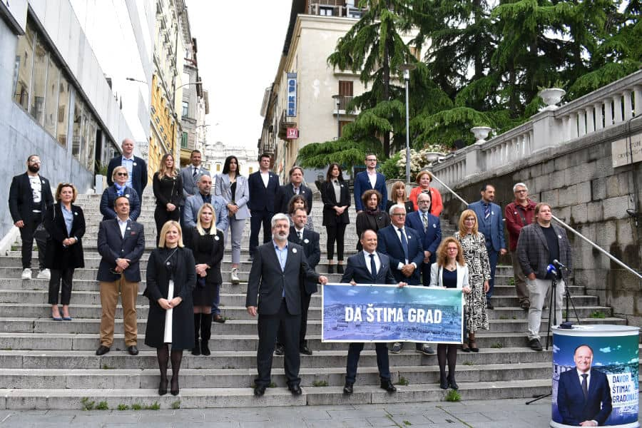 Štimac predstavio listu za Gradsko vijeće 04